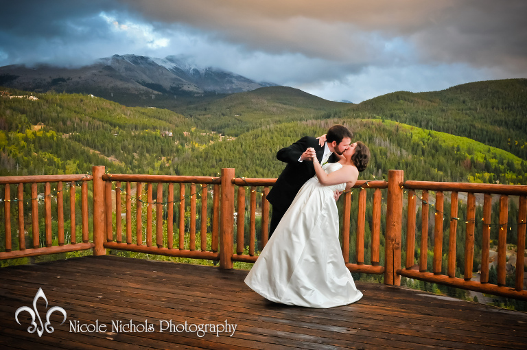 Wedding pictures from The Lodge & Spa at Breckenridge