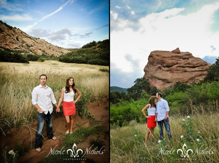 Engagement Pictures at South Valley Park